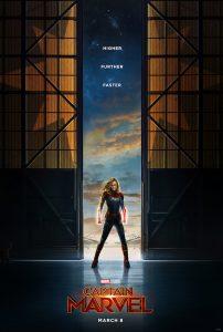 Movie Poster: Captain Marvel
