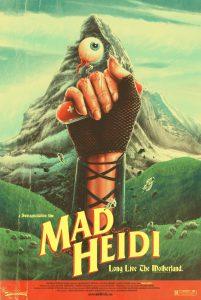 Movie Poster: Mad Heidi