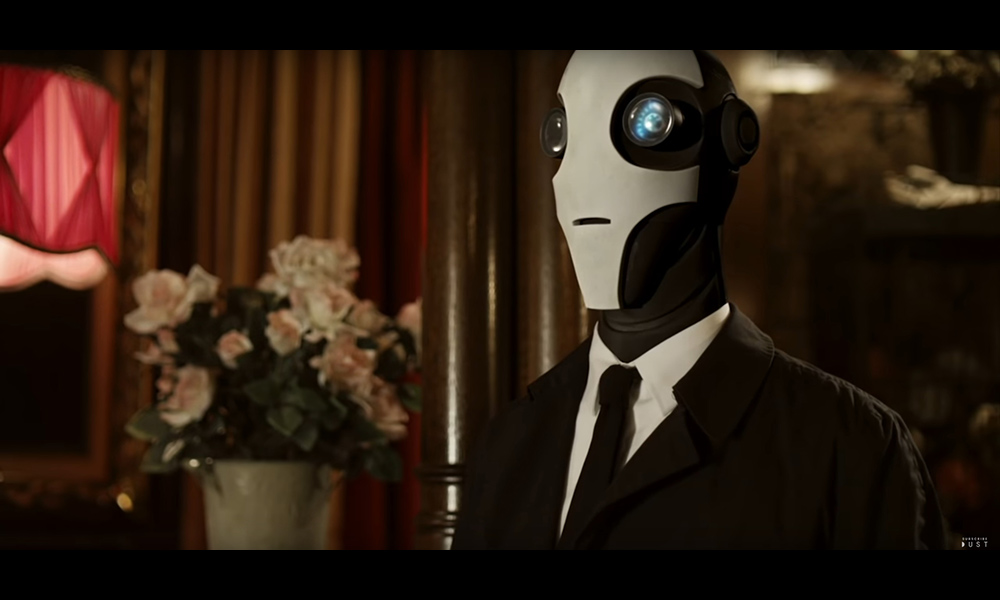 Screenshot: Automata (Kurzfilm)