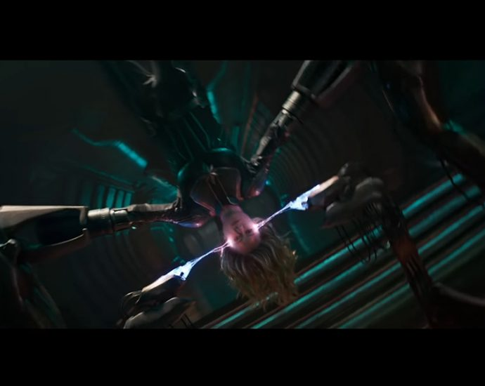 Screenshot: Captain Marvel