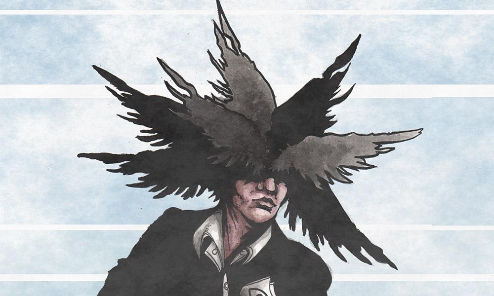 Ausschnitt Cover: Erik Andara: Hinaus durch die zweite Tür