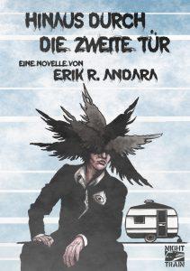 Cover: Erik Andara: Hinaus durch die zweite Tür