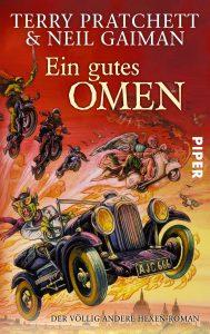Cover: Pratechett & Gaiman: Ein gutes Omen