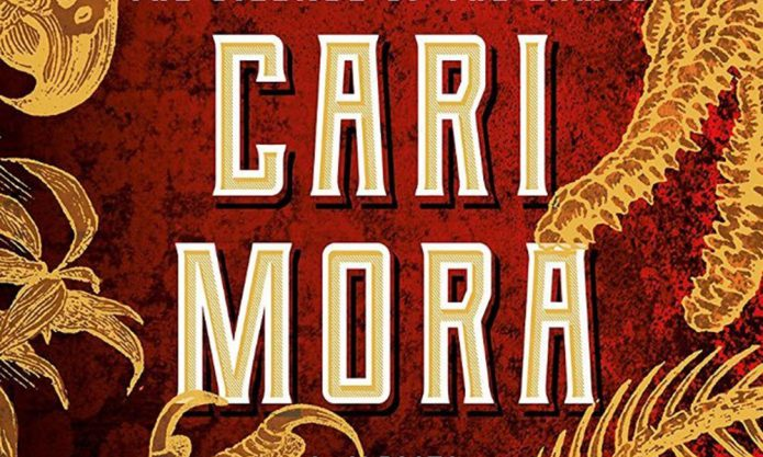 Header: Thomas Harris: Cari Mora
