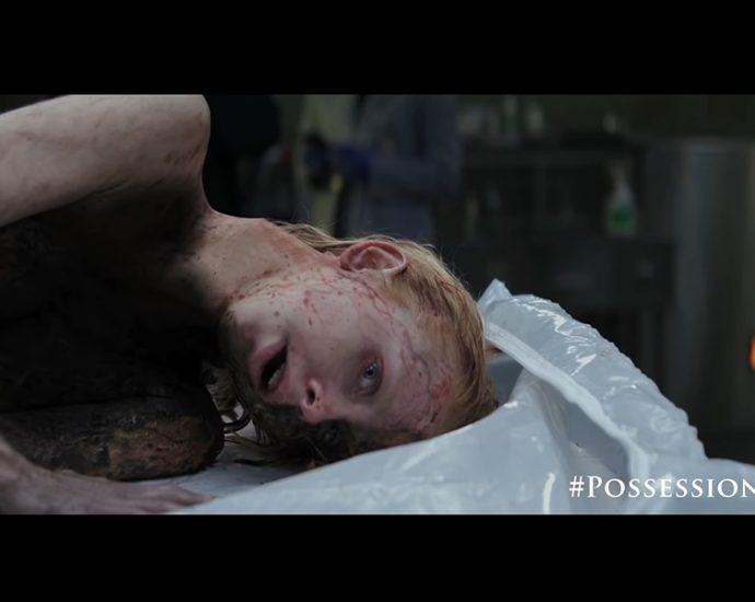 Screenshot: The Possession of Hannah Grace