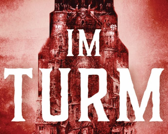 Ausschnitt Cover: Heyne: Josiah Bancroft: Im Turm