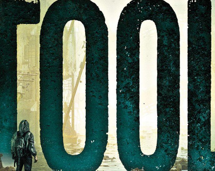 Ausschnitt Cover Heyne: Paolo Bacigalupi: Tool