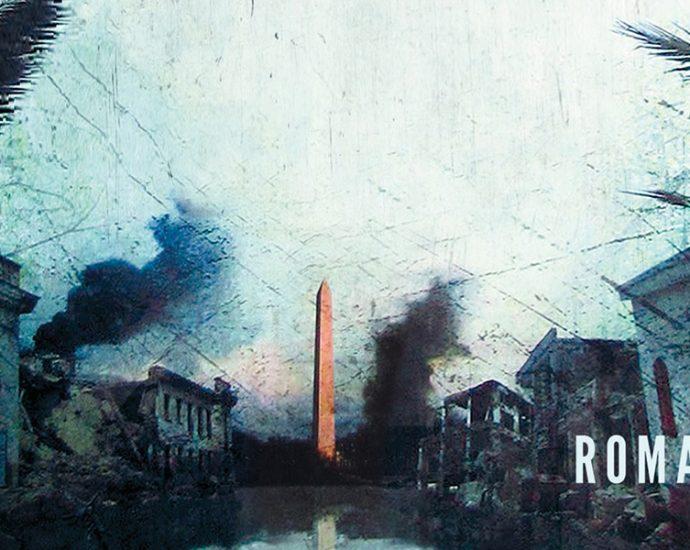Ausschnitt Cover Heyne: Paolo Bacigalupi: Versunkene Städte