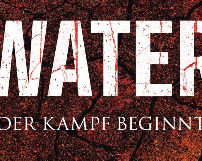 Ausschnitt Cover Heyne: Paolo Bacigalupi: Water