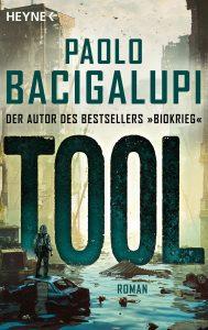 Cover Heyne: Paolo Bacigalupi: Tool