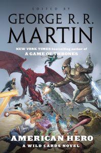 Cover: Wild Cards Novel: American Hero