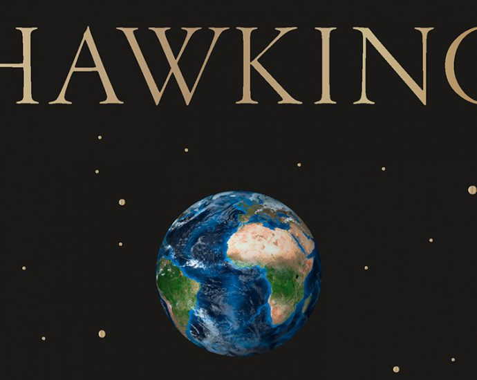 Ausschnitt Cover Stephen Hawking: Kurze Antworten auf grosse Fragen