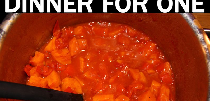 [FREE STUFF]: Dinner for One