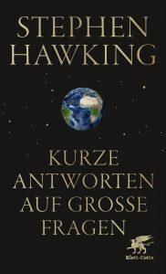 Cover Stephen Hawking: Kurze Antworten auf grosse Fragen