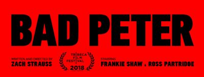 Movie Poster: Bad Peter