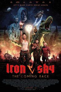 Movie Poster: Iron Sky 2