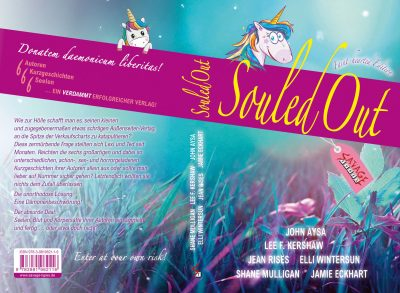 Cover: Souled out - Einhorn Edition