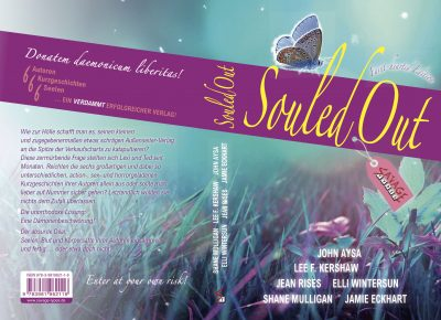 Cover: Souled out - Schmetterling Edition