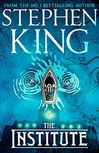 Cover UK Edition: Stephen King - The institute