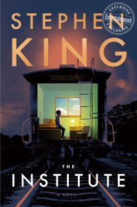 Cover: Stephen King: The Institute