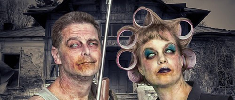 Ausschnitt Cover: Edward Lee: White Trash Gothic