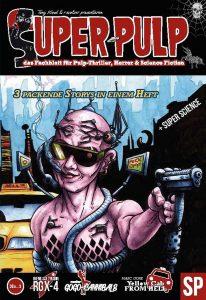 Cover: Super Pulp Nr. 3