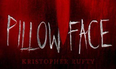 Header: Cover Festa: Kristopher Rufty: Pillowface