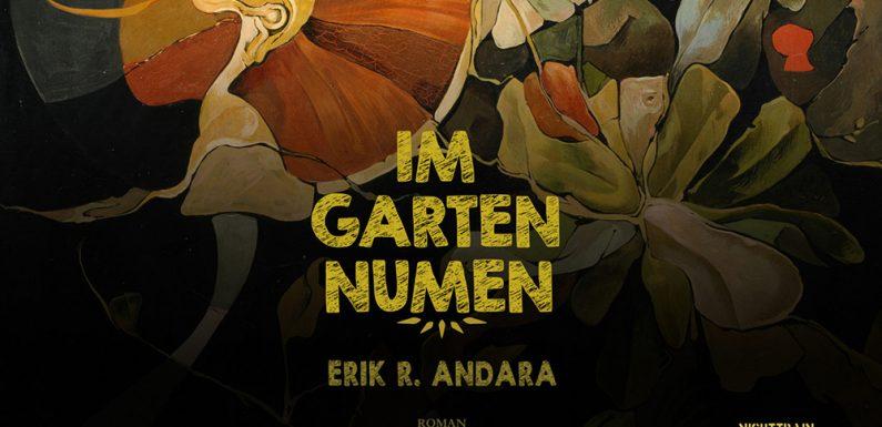 [LESUNG]: Erik Andara