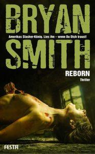 Cover: Bryan Smith: Reborn, Festa Verlag
