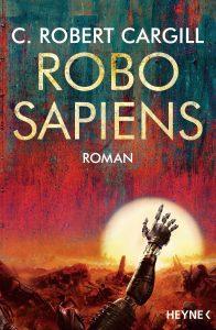Cover: C. Robert Cargill: Robo Sapiens