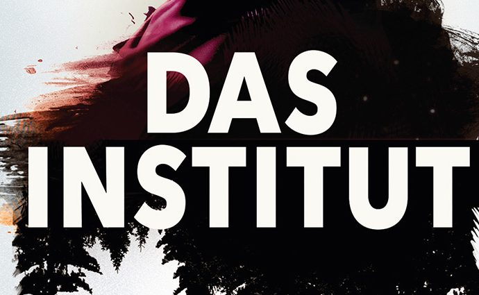 Header: Stephen King: Das Institut