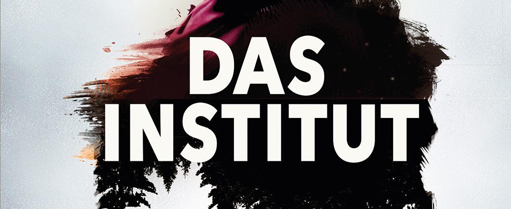 Header: Stephen King: Das Institut