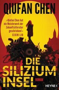 Cover: Die Siliziuminsel, Heyne Verlag