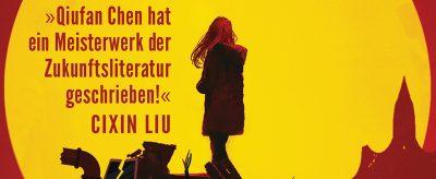 Ausschnitt Cover: Die Siliziuminsel, Heyne Verlag