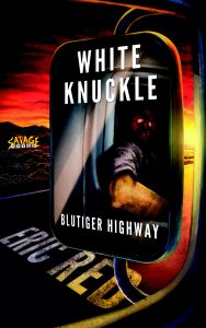 Cover: Eric Red: White Knuckle
