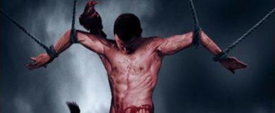Ausschnitt Cover: Ein Blick in die Hölle, Buch 3