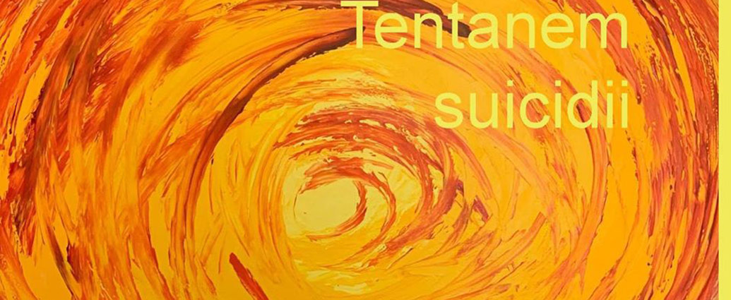 Coverausschnitt: Jojo Media Verlag, Tentamen Suicidii