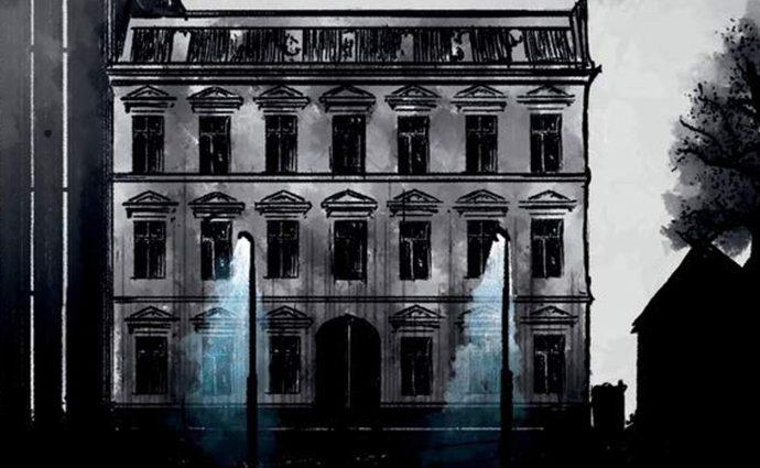 Cover: Devon Wolters - Kirche, Ausschnitt