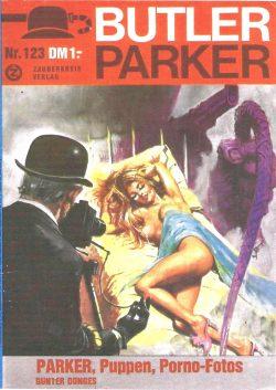 Cover: Lonati - Butler Parker Bd. 123