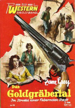 Cover: Pabel Western Grossband Bd. 18