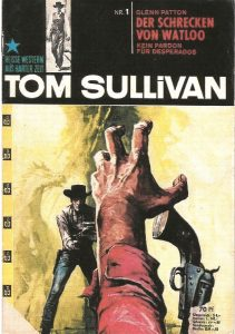 Cover: Lonati - Tom Sullivan Bd. 1