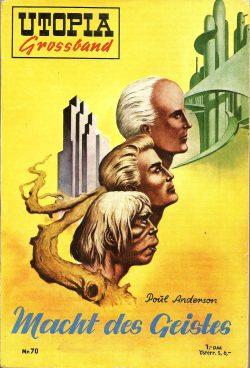 Cover: Lonati - Utopia Grossband Bd. 70