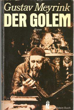 Cover: Gustav Meyrink: Der Golem