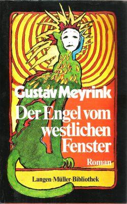 Cover: Gustav Meyrink: Der Engel vom westlichen Fenster