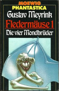 Cover: Gustav Meyrink: Fledermaeuse
