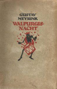 Cover: Gustav Meyrink: Walpurgisnacht