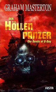 Cover: Graham Masterton: Der Höllenpanzer