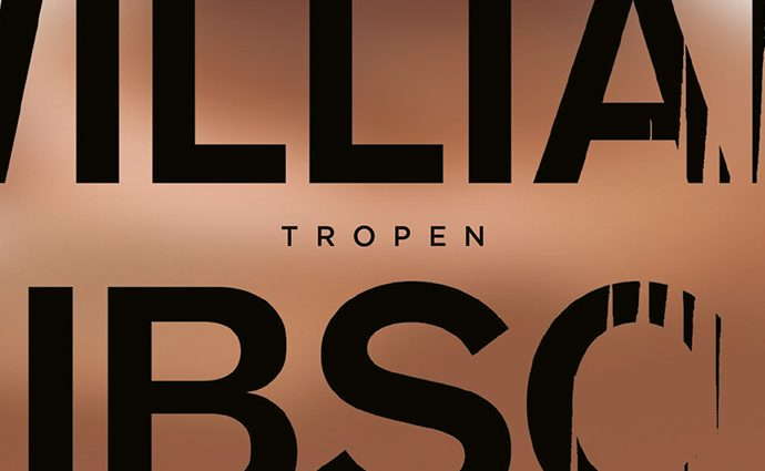 Cover: William Gibson, Agency, Tropen