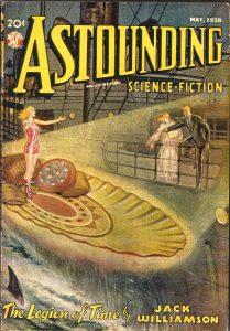 Cover: SF-Klassiker von Jack Williamson