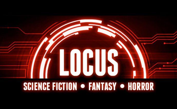 Logo Locus Magazine